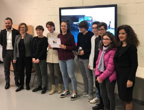 Premiazione del concorso VR@SCHOOL