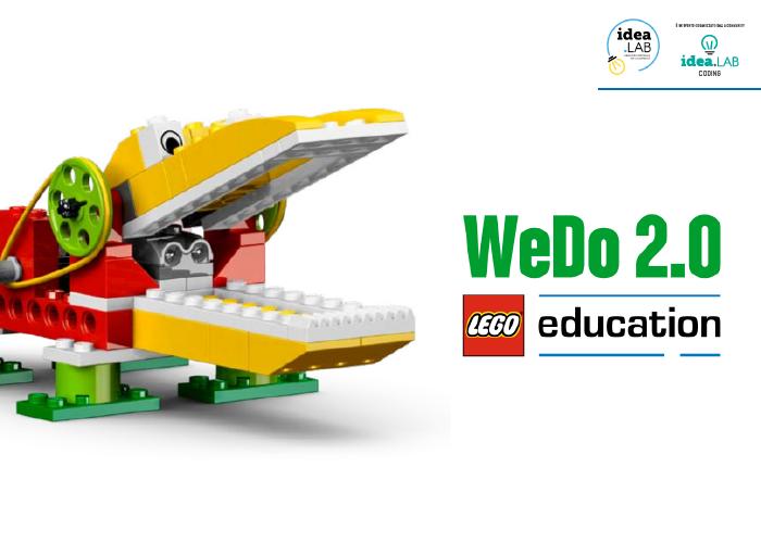 Lego WeDo 2.0: Training per insegnanti