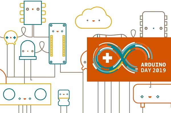 Arduino Day 2019 – Creative Lab