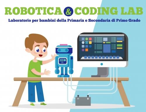 Robotica e Coding Lab a Busto Arsizio